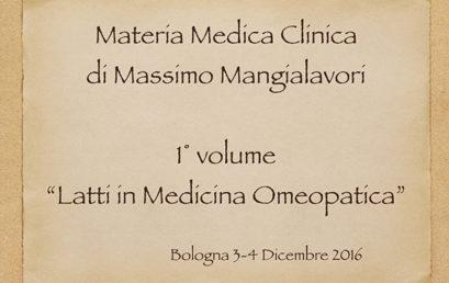 """(Italiano) Bologna Seminario """"Presentazione I Latti"""" video integrale"""